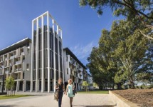 Currie Hall – University of WA  Student Accommodation