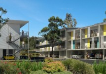 Single Leap II RMC & ADFA ACT Defence Housing Project